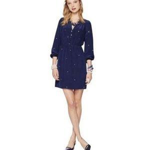 Lilly Pulitzer Turner Silk Shirt Dress